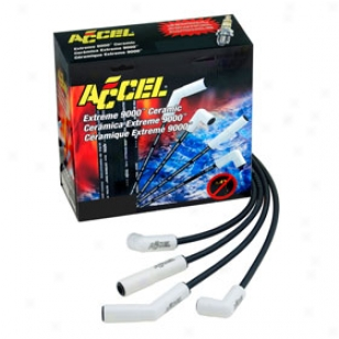 1958-1965 Dodge Custom Accel Ceramic Spark Plug Wires