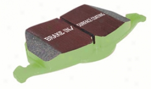 1967-2005 Pontiac Bonneville Ebc Green Stuff Brake Pads