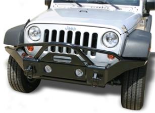 1976-1986 Jeep Cj Rampage Jeep Recruiting Bumpers