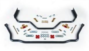 1983-1997 Nissan Hardboddy Belltech Anti-sway Bar Sets