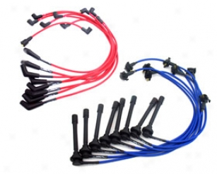 1983-2005 Ford Ranger Jba Powercables Spark Plug Wires