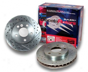 1984-2007 Ford Mystang Baer Decela Rotors