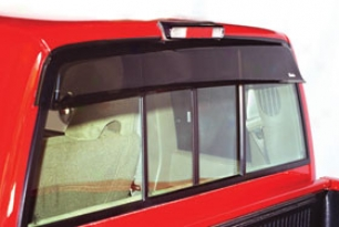 1986-1997 Nissan Hardbody Wade Cab Sentinel Rear Window Deflector By Westin