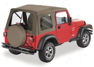 1987-2012 Jeep Wrangler Bestop Supertop Jeep Top