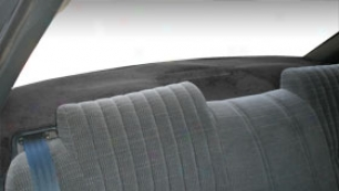 1991-1997 Infiniti G35 Suffuse Designs Brushed Suede Rear Deck Cpvers