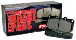 1994-2001 Lexus Es 330 Stoptech Street Performance Brake Pads