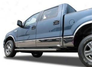 1996 Dodge Dakota B&i Rocker Panels 20218 Placement: Door Bottom Upward