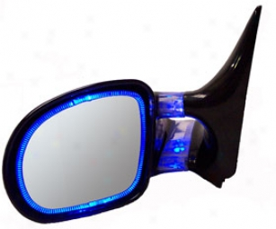 1997-2003 Ford F-250 Cipa Optic Glow Side View Mirrors