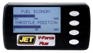 1997-2010 Jeep Wrangler Jet V-force Plus Power Control Module