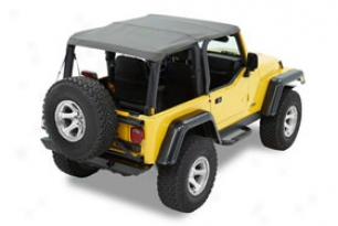 1997-2012 Jeep Wrangler Bestop rTektop Nx Jeep Soft Top