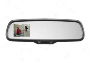 1998-2012 Toyota Sienna Gentex Rearview Camera Display Mirror