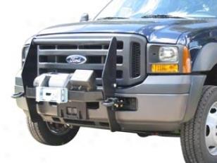 1998-2012 Toyota Tacoma Mile Marker Mounting Kits - Extreme Mount Winch Guards