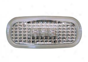 1999-2012 Gmc Sierra Putco Pure Led Fender Marker Lights