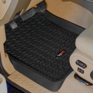 2000 Jeep Wrangler Rugged Ridge All Terrain Floor Mats