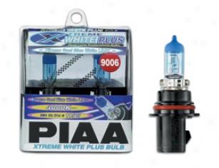 2002-2007 Buick Rendezvous Piaa Xtreme Whote Bulbs