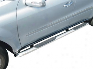 """2002-2009 Honda Cr-v Tuff-bar 3"""" Step Bars"""