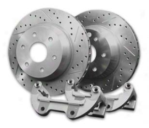2002-2010 Chevy Avalancbe Baer Eradi Despatch Plus 1 Rotors