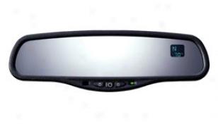 2003-2006 Honda Guide Gentex K31 Auto-dimming Rear View Mirror W/compass, Temp A
