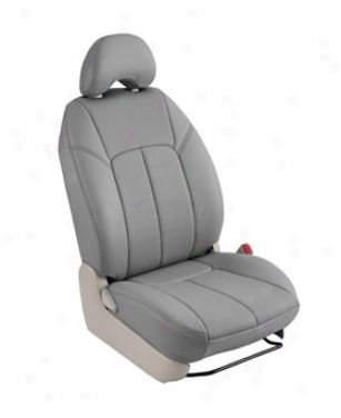 2003-2011 Toyota Corolla Leatercraft Seat Covers By Steelcraft