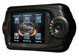 2005-2010 Jeep Wrangler Diablosport Trinity Programmer