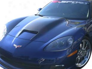 2005 Dodge Neon Rksport Ram Air Hoods 17011000 Ram Air Hood