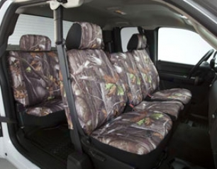 2005 Ford Explorer Camo Seat Covers By Saddleman