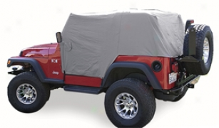 2005 Jeep Wrangler Vdp Jeep Full Monty Cab Covers 501161