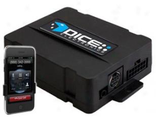 2007 Maza Rx-8 Dice Silverlline Pro Ipod & Iphone Car Adapters