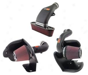 2008-2011 Infiniti Qx56 K&n 63 Series Aircharger High-flow Intake Kit