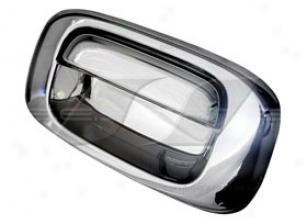2008 Dodge Ram Ses Chrome Tailgate Handles Tg144 Tailgate Manage