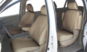 """""""2008 Nkssan Murano Caltrend """"""""i Can't Believe It's Not Leather"""""""" Seat Covers"""""""