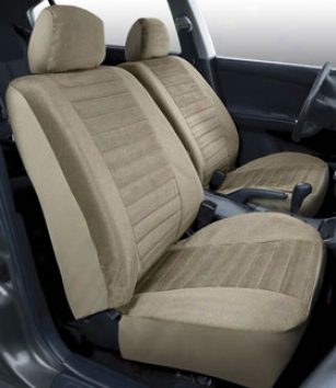 2009 Chevy Silverado Windsor Vekour Seat Covers By Saddleman
