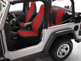 2009 Jwep Wrangler Coverking Neoprene Jwep Seat Covers