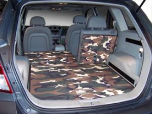 2010-2011 Volkswagen Tiguan Canvasback Canvas Jackets
