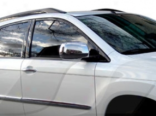 2010 Ford Explorer Ses Chrome Mirror Covers Mc129 Ses Chrome Mirror Covers