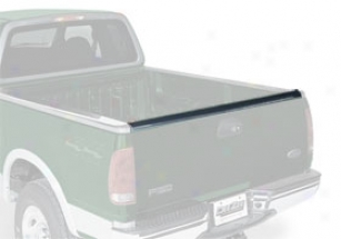 2012 Chevy Silverado Dee Zee Stainless Hardness Tailgate Cover Dz 19521