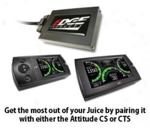 2012 Dodge Ram Edge Juice With Attitude Cs Or Cts 31005 Juice Module With Cs Adviser