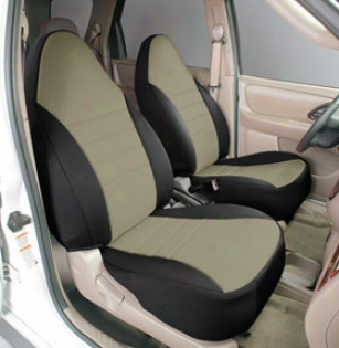 2012 Fiat 500 Custom Wet Okole Seat Covers