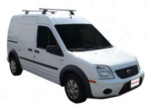 2012 Wading-place Transit Connect Rhinl-rack Ford Transit Connect Roof Rack Rlz02 3-bar System