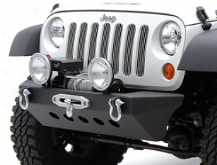 2012 Jeep Wrangler Smittybilt Src Classic Jeep Bumpers 76741 Front Bumper