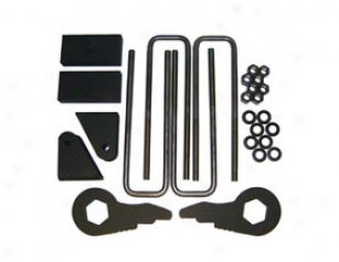 2012 Nissan Frontier Trixxx Lift Kits