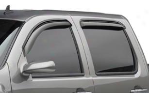 2012 Toyota Tacoma Egr Slimline Window Deflectors 644981
