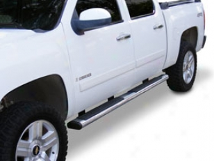 """2012 Toyota Tundra Go Rhino 6"" Oval Nerf Bars 660061ps/6844155 6"""" Oval Nerf Bars"""