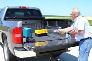 Access Ez-retriever Ii - Extenadble Cargo Retriever For Truck Beds