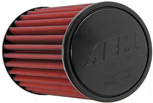 Aem Replacement Air Intake Filters Aem-21-3059dk Aem Dryflow Air Filter (red)