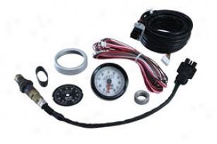 Aem Wideband Uego Breeze Fuel Ratio Gsuge 30-5130 Analog Wideband Uego Air Fuel Gauge Kit