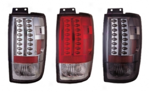Apc Led Tail Lights, Apc - Automotive Lights - Tail Lights