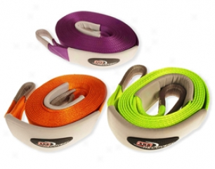 Arb Winch Straps - Snatch Straps - Recovery Straps - Winch Extension Strap