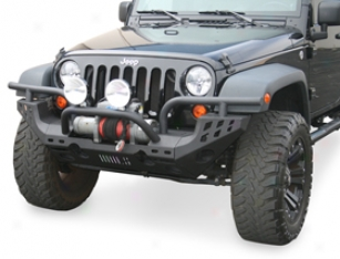 Aries Replacement Jeep Bumpers - Aries Jeep Front And Rear Bumper Replacement