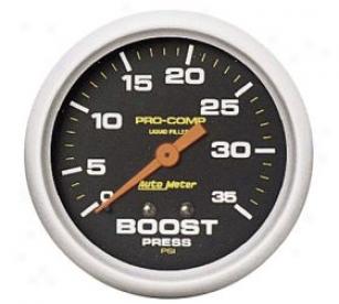 Autometer Pro-comp Gauges 5404 Boost